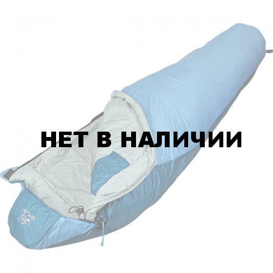 Спальный мешок Trial Light синий L