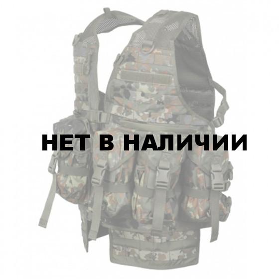 Жилет разгрузочный TT Ammunition Vest L (flecktarn)