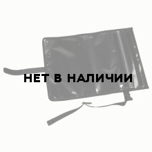 Планшетка для карты влагозащитная черная