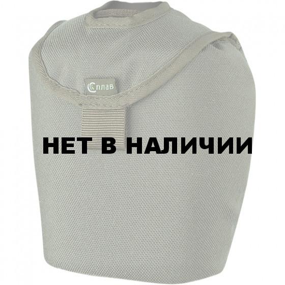 Подсумок для фляги (термос) черный
