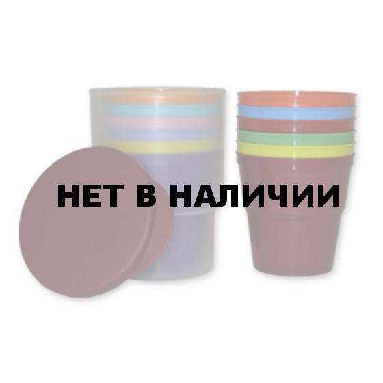 Набор стаканов 6в1
