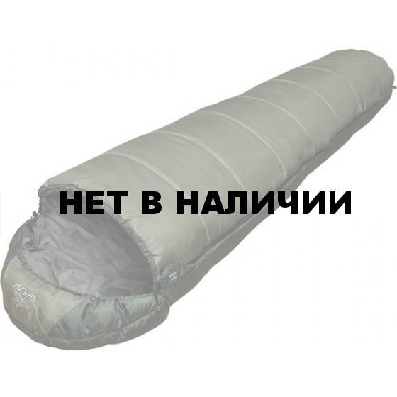 Спальный мешок Snail 200 зеленый L