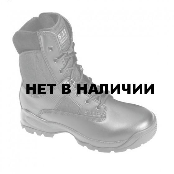 Ботинки 5.11 ATAC 8 with side Zip black