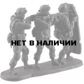 Фигурка сувенирная 120-52-53-54 Штурмовая группа спецназа