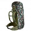 Накидка на рюкзак без швов цифровая флора 30-50 л