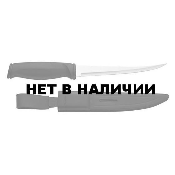 Нож филейный с точилкой 26053 (Tramontina)