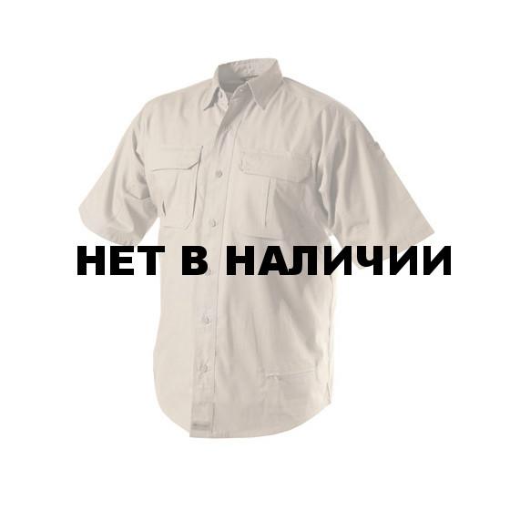 Рубашка с коротким рукавомом LW Tactical Shirt Short Sleeve Khaki BLACKHAWK