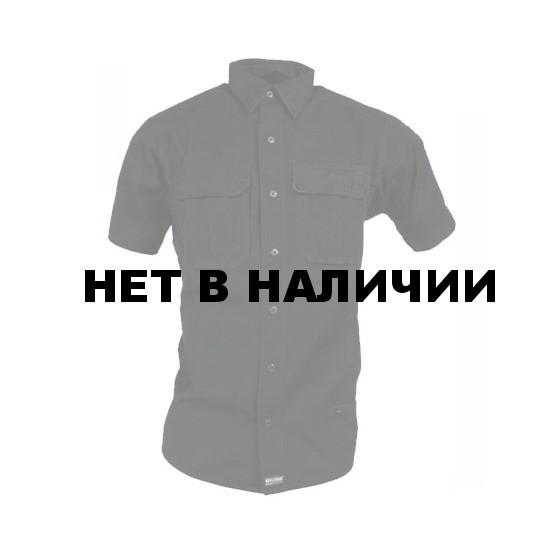 Рубашка с коротким рукавомом Tactical Shirt Short Sleeve Black BLACKHAWK