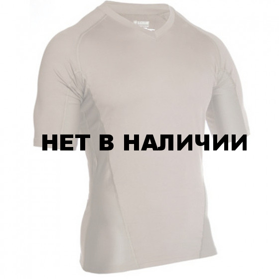 Термобелье футболка EF Shirt Short Sleeve Vneck Foliage Green BLACKHAWK