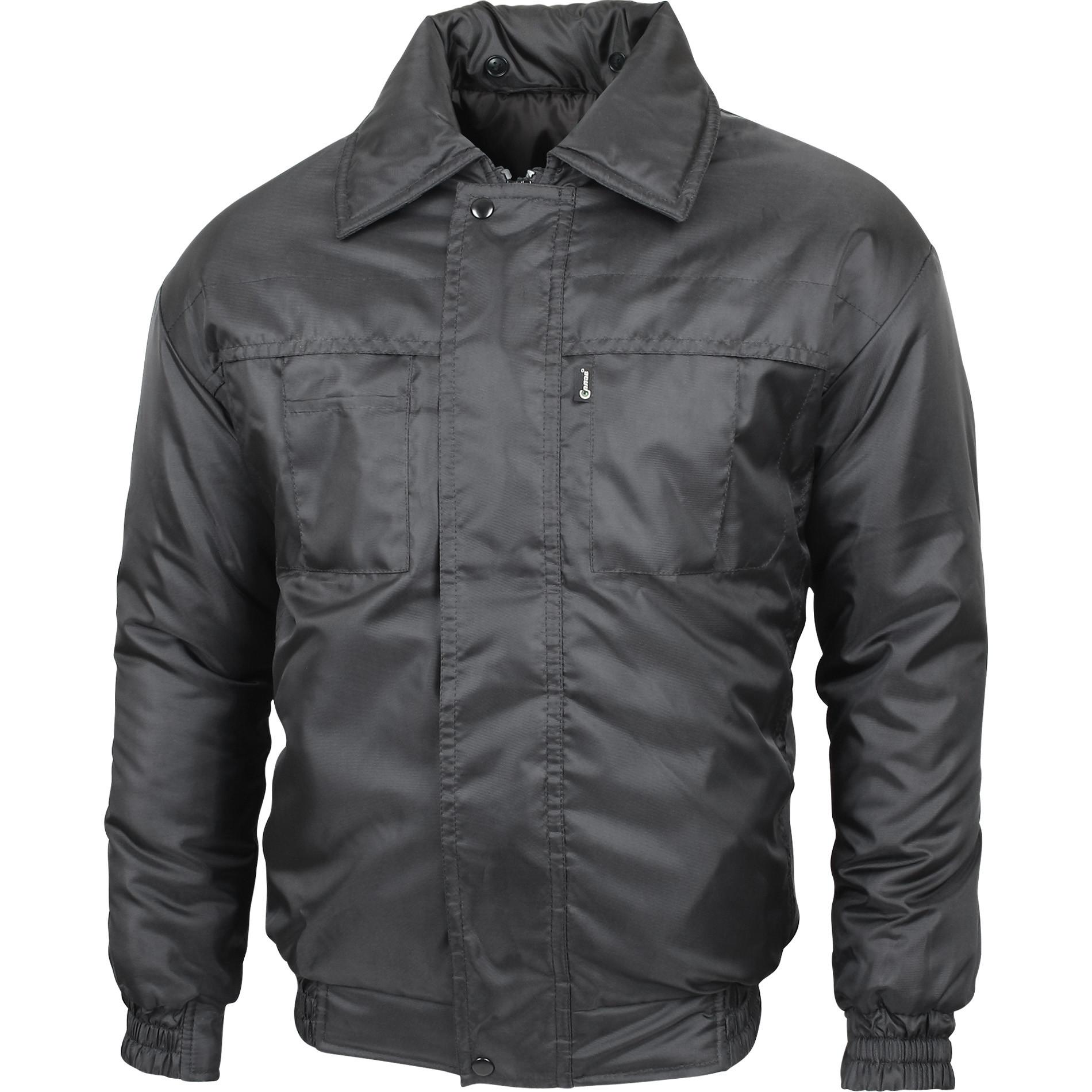 76520f2c2f7 Куртка зимняя М6 черная