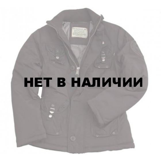 Куртка женская Kara black Alpha Industries