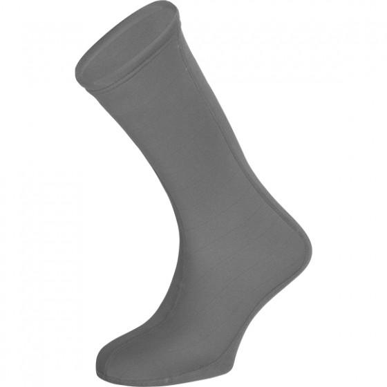 Носки Polartec Power Stretch коричневые