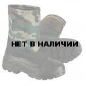 Сапоги Охотник(EVA) утепленные камуф.