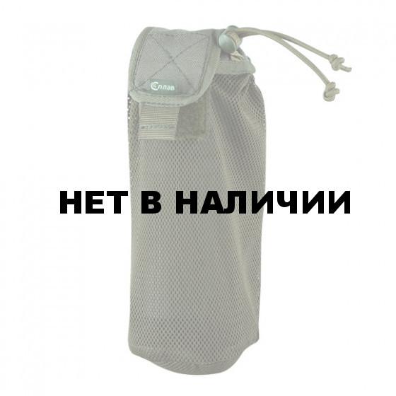 Подсумок для бутылки олива