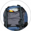 Рюкзак Voyager 130 v.2 зеленый/серый