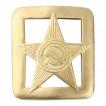 Ремень генеральский СА (сувенир) Звезда коричневый