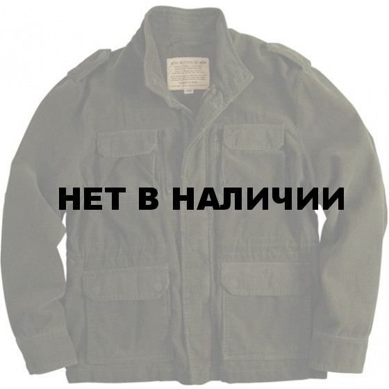Куртка Lancer Olive Green Alpha Industries