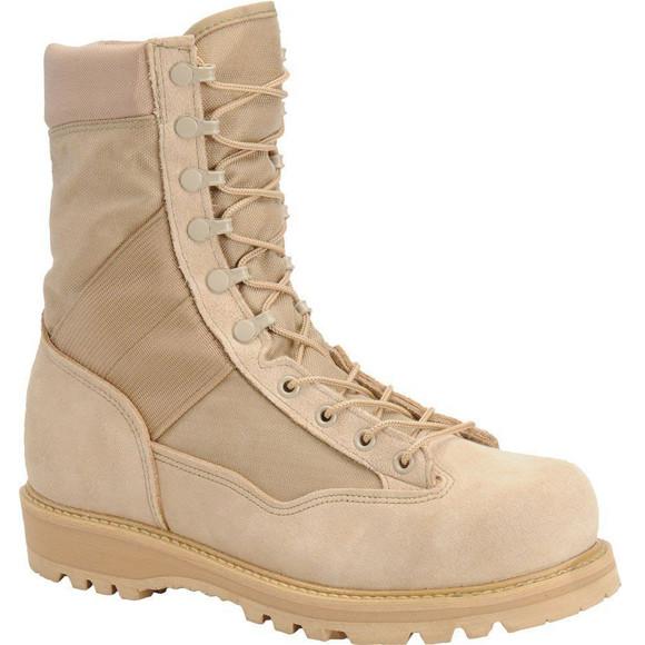 aae3bf775ef6 Ботинки Corcoran 4390 9 in Desert Combat non - w p tan ...