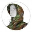 Накидка-Пончо Dromader цифровая флора оксфорд проклеенная