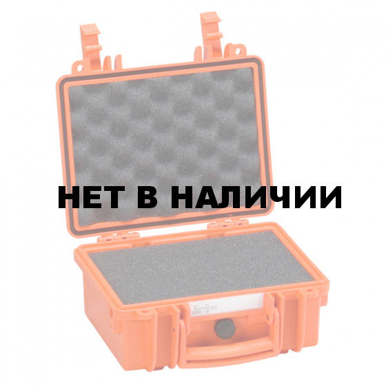 Кейс EXPLORER мод. 2209.O оранжевый с поропластом