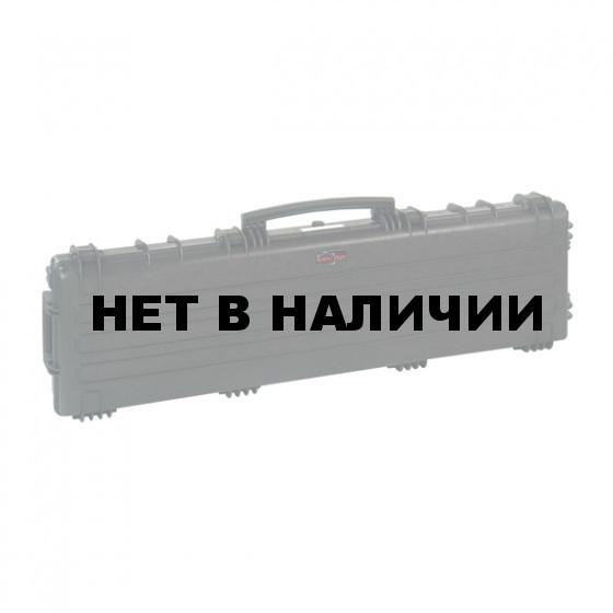 Кейс EXPLORER мод.13513.B черный с поропластом