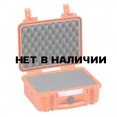 Кейс EXPLORER мод.2712.O оранжевый с поропластом