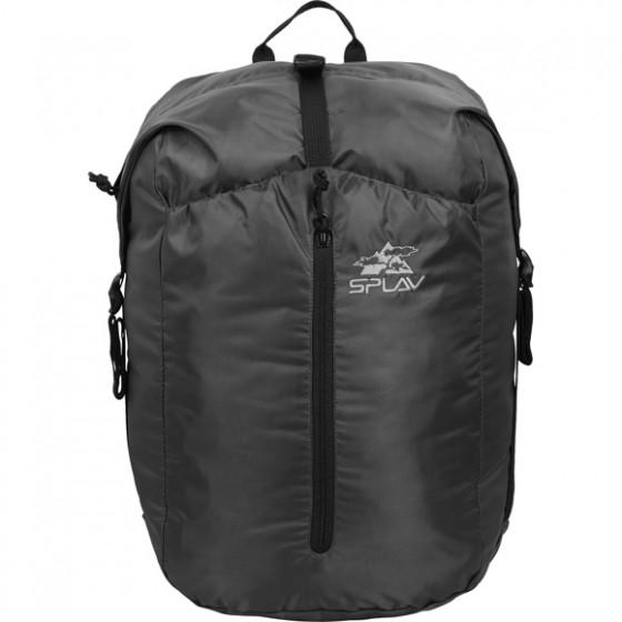 Рюкзак Self-pocket черный