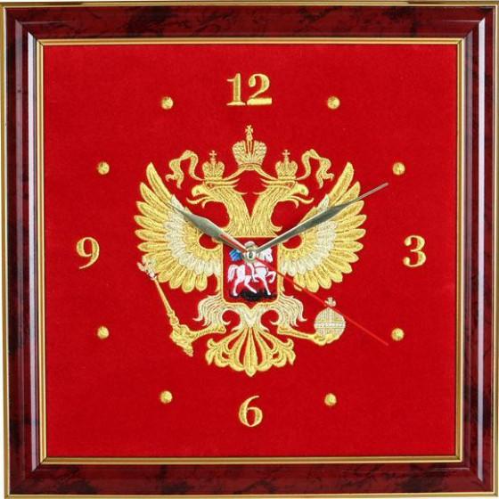 Часы Россия настенные