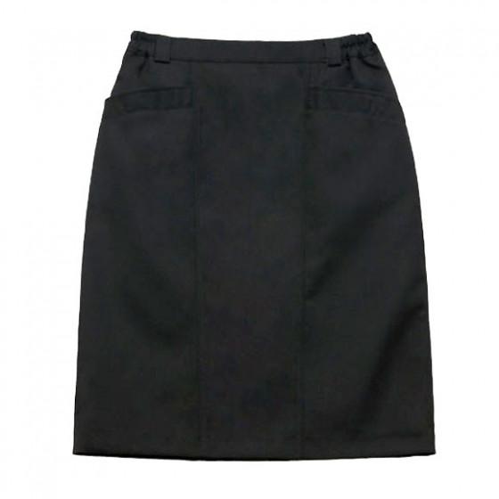 Юбка черная гретта