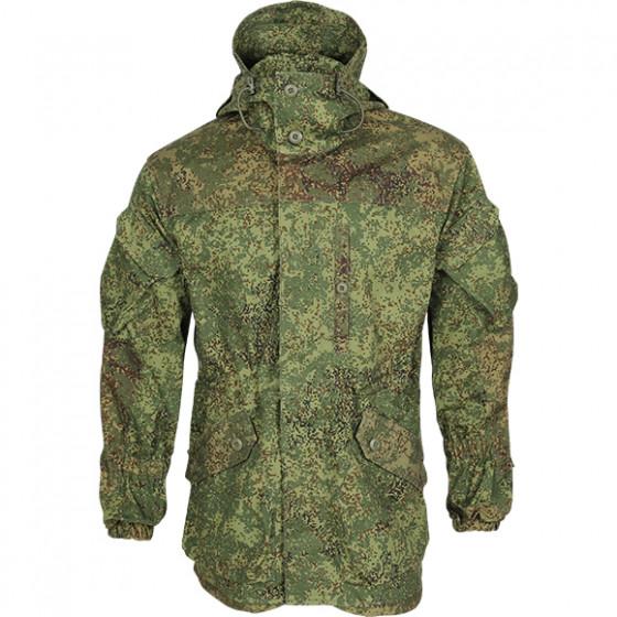 Куртка горная - 3 брезент цифровая флора