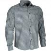 Рубашка фланелевая Check зеленая клетка
