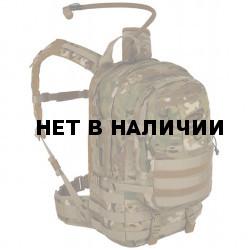 Рюкзак с питьевой системой ASSAULT 20L WXP Multicam