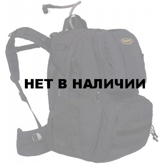 Рюкзак с питьевой системой PATROL 35L WXP Black