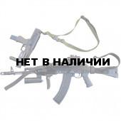 Ремень тактический оружейный черный универсальный Долг-М2