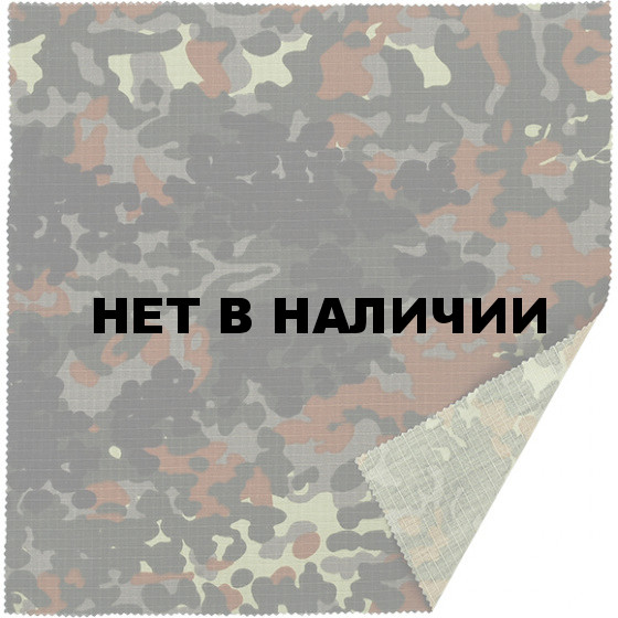 Ткань рип-стоп, 65х35 черный ш. 150 см (SAS)