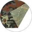 Ткань рип-стоп, 65х35 цифровая флора ш. 150 см (SAS)