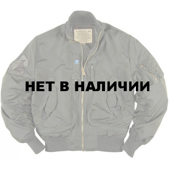 Куртка Prop Jacket Replica Grey Alpha Industries
