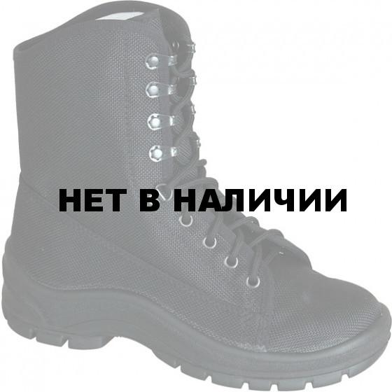 Ботинки Каракурт черные