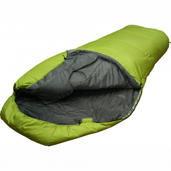 Спальный мешок Double 200 зеленый