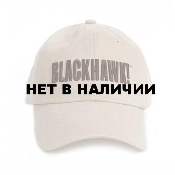 Бейсболка LOGO CAP BLACKHAWK desert tan