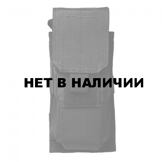 Подсумок для магазинов S.T.R.I.K.E. M4 Single Mag Pouch Blackhawk black