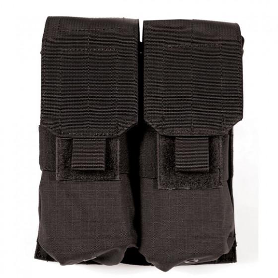 Подсумок для магазинов S.T.R.I.K.E. M4 Double Mag Pouch Blackhawk black