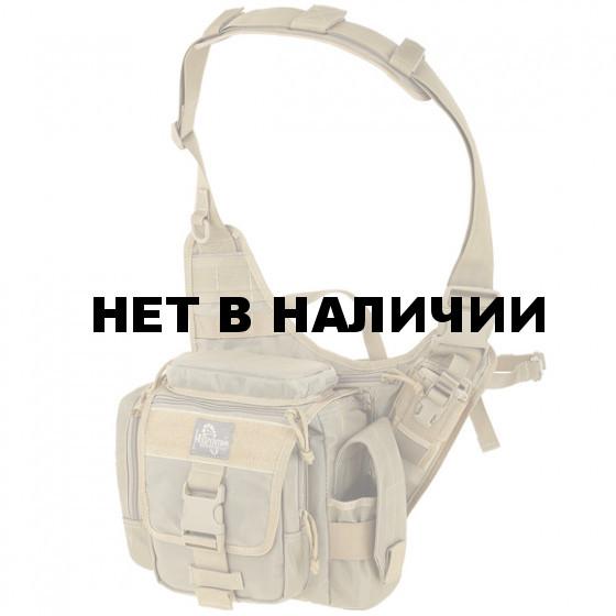 Сумка Maxpedition Jumbo L.E.O. khaki