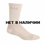 Носки 5.11 Level I 6 Sock coyote brown L