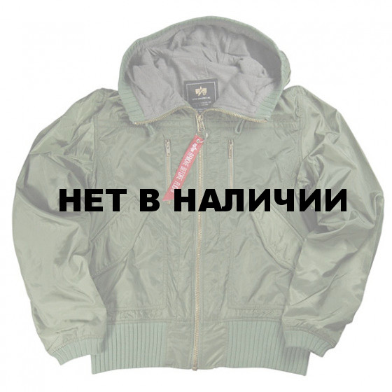 Куртка Jarhead Alpha Industries olive green M