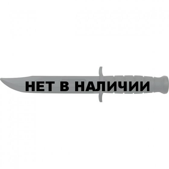 Нож тренировочный цельнорезин. Leatherneck (Cold Steel)