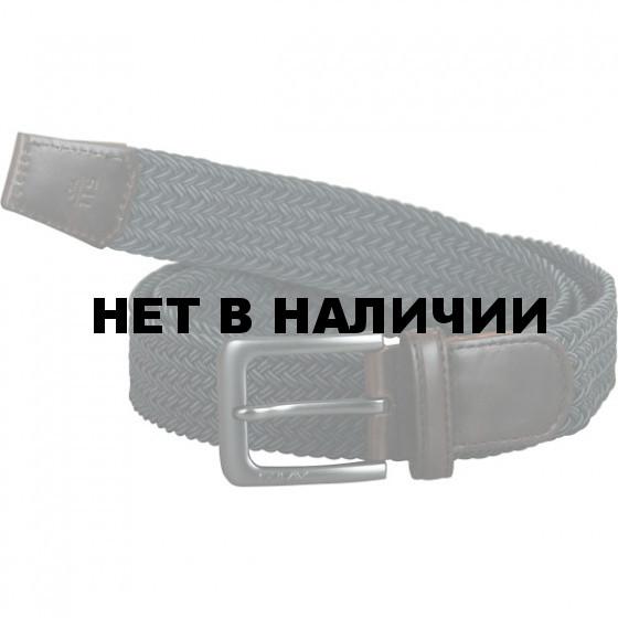 Ремень эластичный (мультиразмерный) gray/black