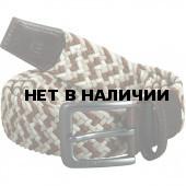 Ремень эластичный (мультиразмерный) brown/beige/shel
