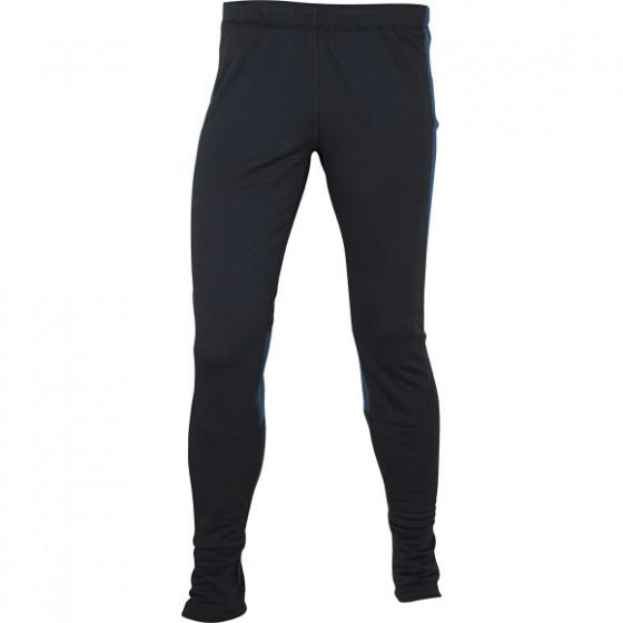 Термобелье брюки Active Polartec Thermal Grid черный/синий