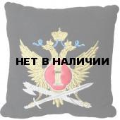 Подушка сувенирная ГУИН вышитая